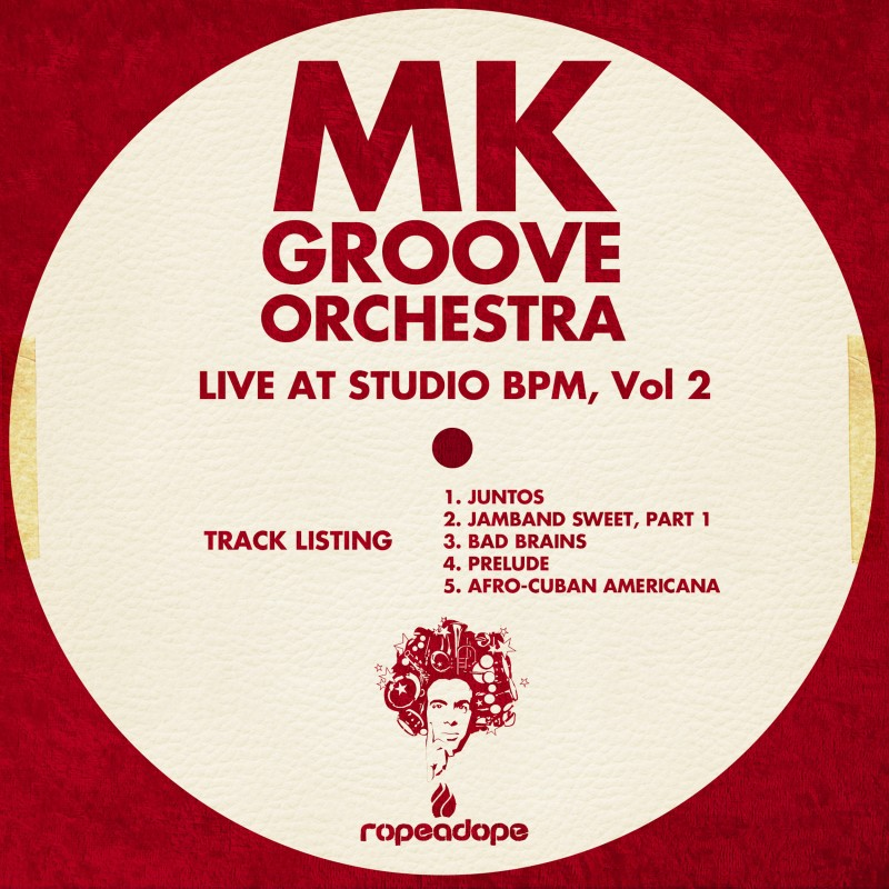 MKGO - Live At Studio BPM, Vol 2